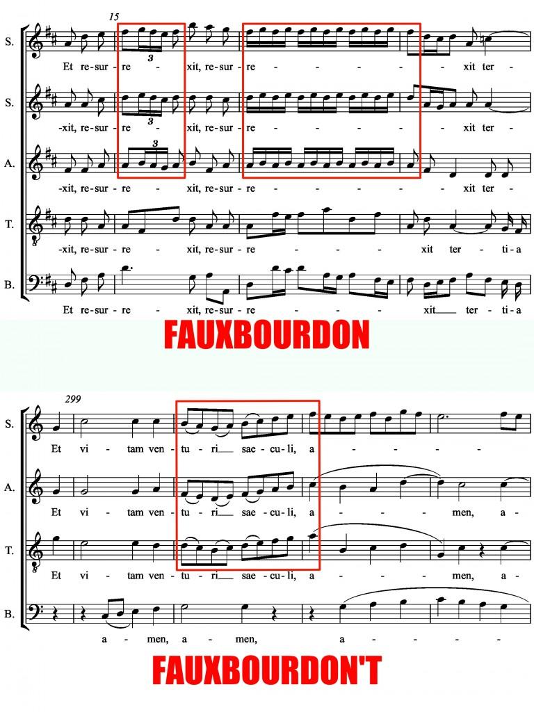fauxbourdont